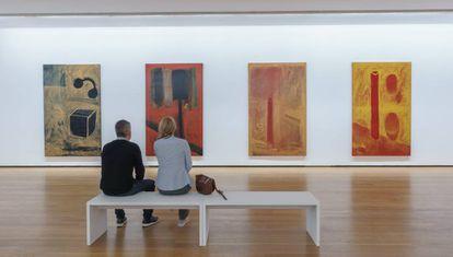 Exposición de Ánxel Huete del pasado año en Marco.