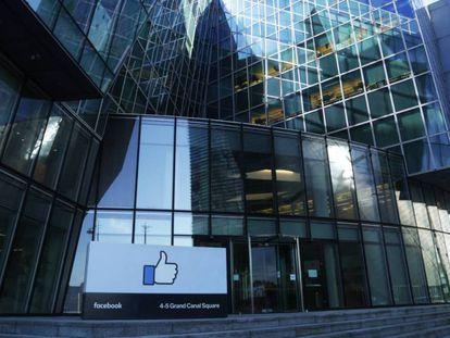 La sede de Facebook en Dublín es la mayor de la compañía fuera de EE UU.