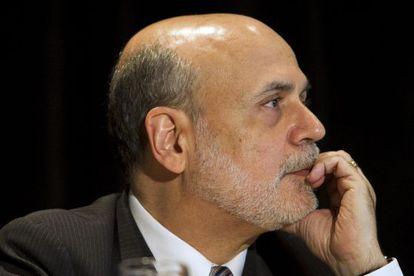 El presidente de laReserva Federal, Ben Bernanke
