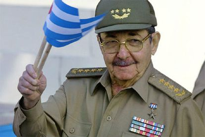 Raúl Castro, en una foto de archivo.