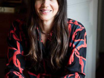 La escritora y cantante francesa Marie Modiano, en una imagen promocional.
