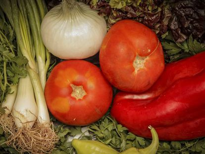 El calabacín, la berenjena y la lechuga están por las nubes ¿Quedan verduras baratas?