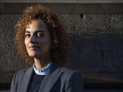 Barcelona, 01/02/2019.Entrevista a la escritora Leila Slimani. (Foto: JUAN BARBOSA)