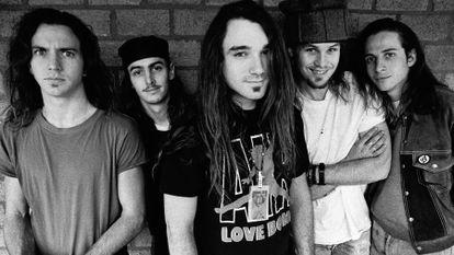 Pearl Jam en 1992
