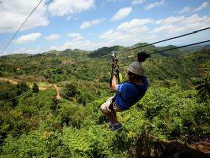 En 2012 Nicaragua recibió 1,18 millones de turistas, que dejaron al país divisas por 421,5 millones de dólares. EFE/Archivo