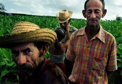 El fotógrafo italiano Ernesto Bazán edita 'Al Campo'