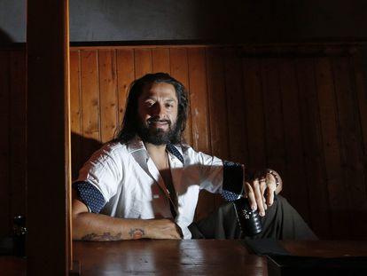 El bailarín Rafael Amargo posa durante una entrevista, en una foto de archivo de junio de 2016.
