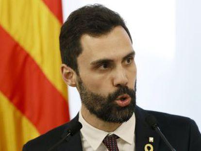 Junts per Catalunya, la CUP y ERC difieren de cómo abordar la investidura