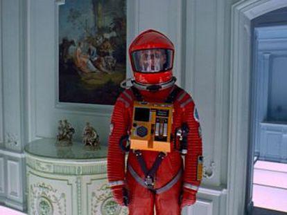 El primero que reprendió a la Tierra desde el espacio fue Stanley Kubrick en 1968 con '2001: una odisea en el espacio'.