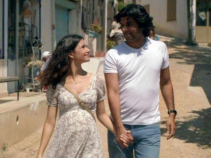 Un fotograma de la telenovela turca 'Fatmagül', de Ece Yörenç.