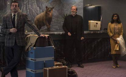 Escena de la película 'Malos tiempos en el Royale'.