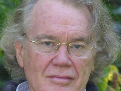 El escritor británico Terry Hayes.