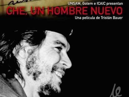 Cartel de Che, un hombre nuevo