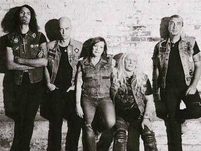 El grupo Psychic TV en una imagen de archivo.