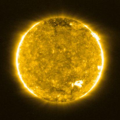 La imagen más cercana tomada del Sol.