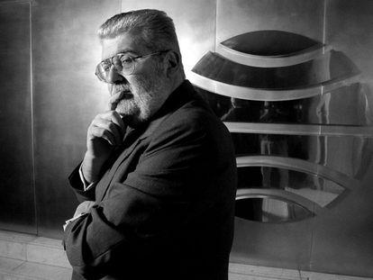 José Manuel Lara, en una imagen de 1998