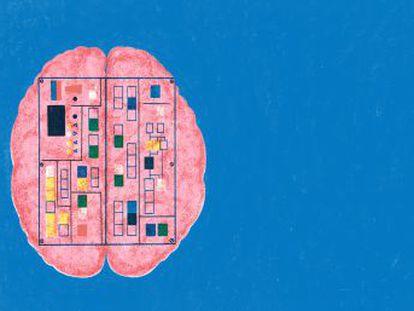 La neurociencia, las ciencias computacionales y la filosofía son campos con unos límites cada vez más difusos