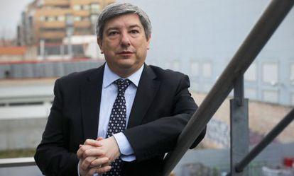 José Antonio Gómez Yáñez, profesor de sociología.
