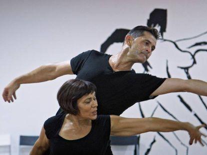 Fotograma de 'Desde que bailas'.