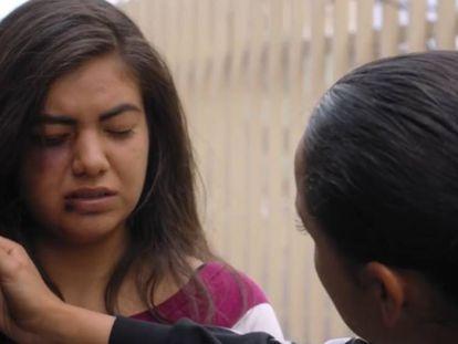 Fotograma de la película '3-03 Recaste'.