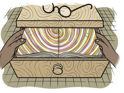 Un cajón lleno de magia
