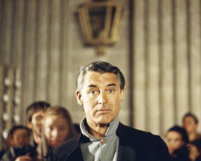 Cary Grant en la película 'Orgullo y pasión', de 1957.