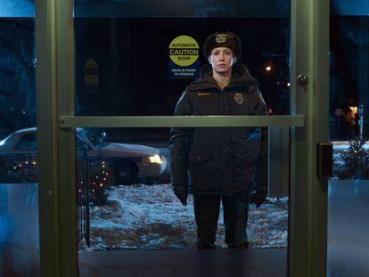 Carrie Coon en la tercera temporada de 'Fargo'.