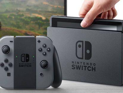 Tráiler de Nintendo Switch, portátil y doméstica