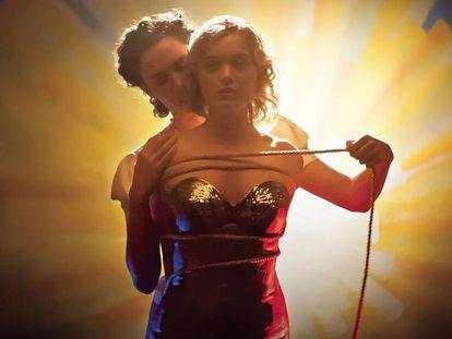 Así fue la vida poliamorosa del creador de Wonder Woman