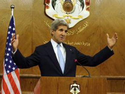 En la imagen, el secretario de Estado de EE.UU., John Kerry. EFE/Archivo