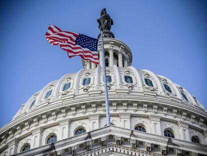 El Capitolio de Estados Unidos.