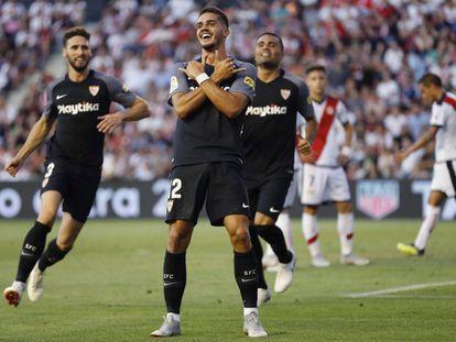 El Rayo Vallecano se enfrenta al Sevilla en la primera jornada de La Liga