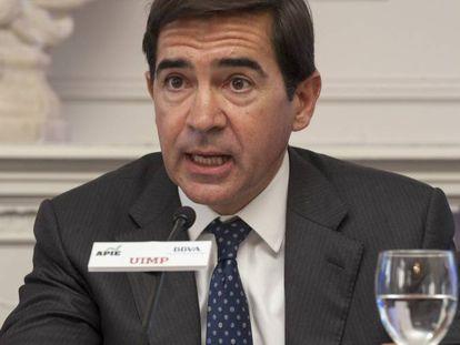 Carlos Torres, consejero delegado del BBVA.
