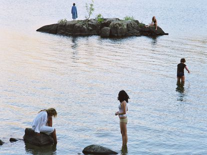 Fotografía de la serie 'Paraísos'. CARMELA GARCÍA