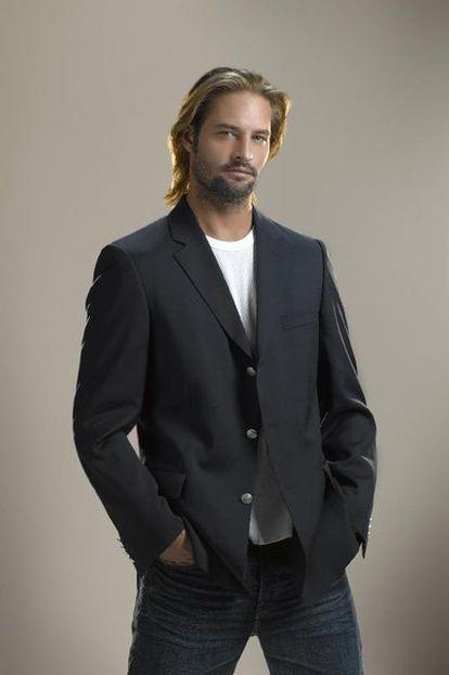 Josh Holloway es Sawyer en <i>Perdidos.</i>
