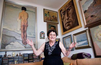 La poeta ha ganado el Premio Nacional de Poesía 2011