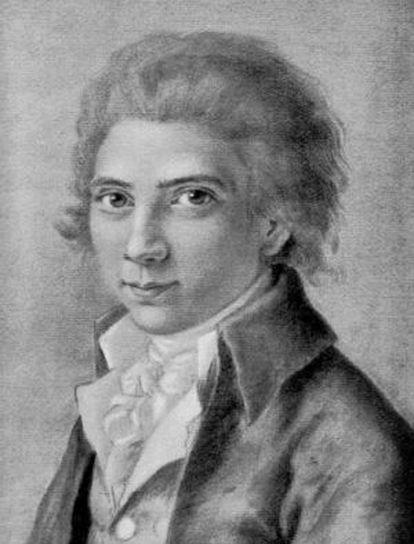 Friedrich Schlegel, impulsor d'Athenäum.