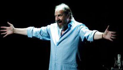 El actor y director Josep María Pou.