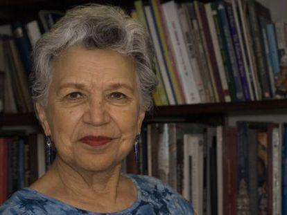 La astrónoma Silvia Torres-Peimbert.