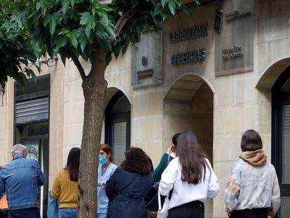 El Servicio Vasco de Salud está realizando un cribado este jueves en San Sebastián entre los 300 jóvenes que viajaron a Mallorca en el viaje de fin de curso.