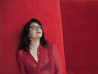 La directora teatral Marilia Samper. Foto cedida por la sala Beckett.