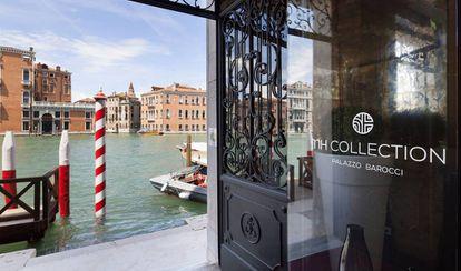 Un hotel de NH en Venecia.
