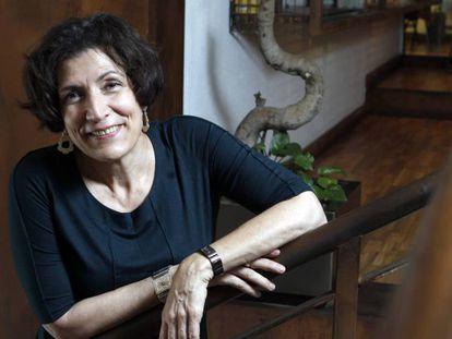 La periodista mexicana Alma Guillermoprieto.