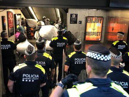 El colectivo advierte de que si no hay soluciones inmediatas protestarán delante del Ayuntamiento
