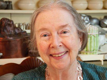 La historiadora Barbara Wheaton
