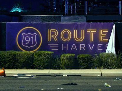 Imagen promocional del festival Route 91 Harvest