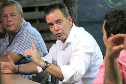 Felipe Harboe, exsenador y candidato a constituyente por la Región de Ñuble (Distrito 19).