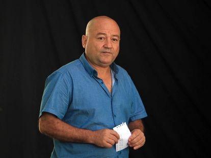 Julian Gallo, conocido como Carlos Antonio Lozada, del partido FARC, en una imagen de archivo.