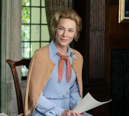 Cate Blanchett como Phyllis Schlafly en 'Mrs. America'.