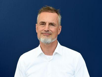 El científico y filósofo alemán, Jürgen Schmidhuber, en el Festival de Cinde de Locarno (Suiza) en agosto de 2018.